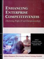 Enhancing enterprise competitiveness PDF