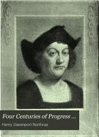 Four Centuries of Progress     PDF