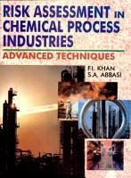Risk Assessment In Chemical Process Industries PDF