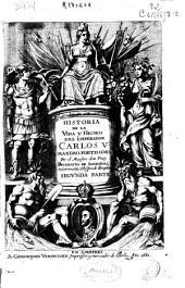 Historia de la vida y hechos del emperador Carlos V ...: Volumen 2