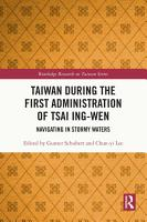 Taiwan During the First Administration of Tsai Ing wen PDF