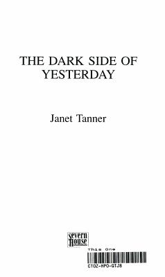 The Dark Side of Yesterday PDF