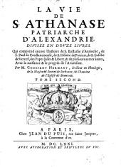 La Vie de S. Athanase: 2