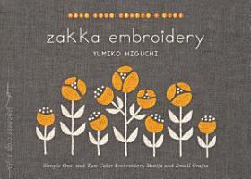 Zakka Embroidery PDF