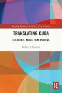 Translating Cuba