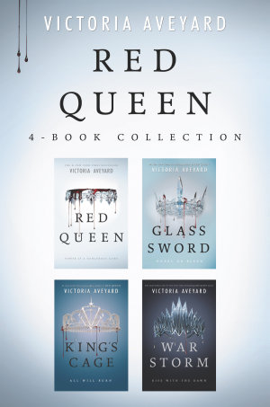 Red Queen 4 Book Collection