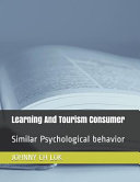 Learning And Tourism Consumer