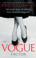 The Vogue Factor PDF