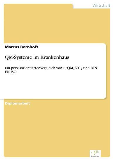 QM Systeme im Krankenhaus PDF