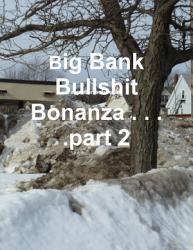 Big Bank Bullshit Bonanza . . . .part 2