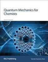 Quantum Mechanics for Chemists PDF