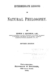 Intermediate Lessons in Natural Philosophy