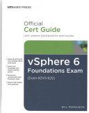 VSphere 6 Foundations Exam Official Cert Guide  Exam  2V0 620  PDF