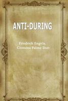 ANTI DuRING PDF