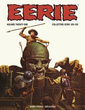 Eerie Archives Volume 21
