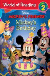 Mickey & Friends: Mickey's Birthday: Level 2