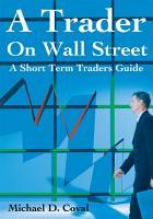 A Trader on Wall Street PDF