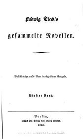 Ludwig Tieck's schriften: Bände 21-22
