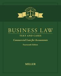 Business Law Text Cases Commercial Law For Accountants Book PDF