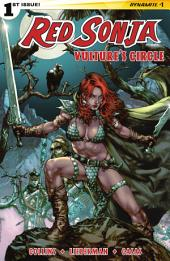 Red Sonja Vulture's Circle #1