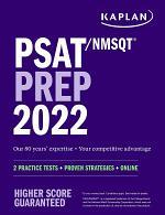 PSAT/NMSQT Prep 2022