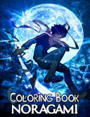 Noragami Coloring Book