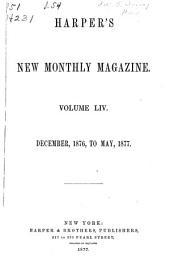Harper's Magazine: Volume 54