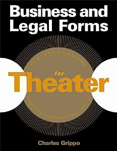 Business and Legal Forms for Theater PDF