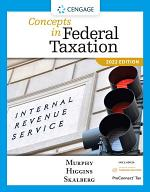 Concepts in Federal Taxation 2022
