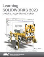 Learning SOLIDWORKS 2020 PDF