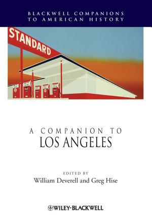 A Companion to Los Angeles PDF