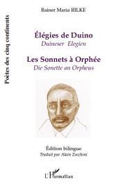 Elegies de Duino (Duineser Elegien): Les sonnets à Orphée (Die Sonette an Orpheus)