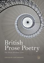 British Prose Poetry PDF