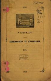 Verslag van het Zeemanshuis te Amsterdam over het jaar ....: Volume 2