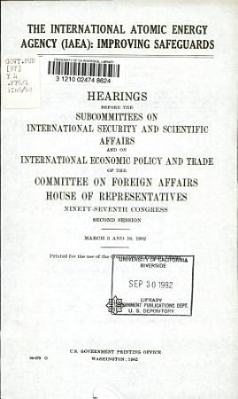 The International Atomic Energy Agency  IAEA  PDF
