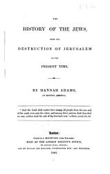 The History Of The Jews Book PDF