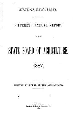 Annual Report of the State Board of Agriculture PDF