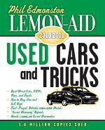 Lemon-Aid Used Cars and Trucks 2010-2011