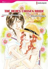THE HEIR'S CHOSEN BRIDE: Harlequin Comics