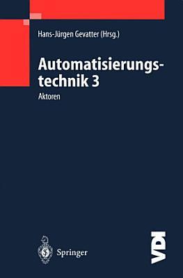 Automatisierungstechnik 3 PDF