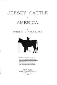 Jersey Cattle in America PDF