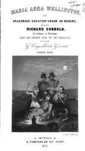 Maria Anna Wellington, de krijgsmans dochter, -vrouw en -weduwe: Volume 2