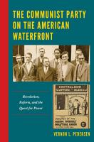 The Communist Party on the American Waterfront PDF