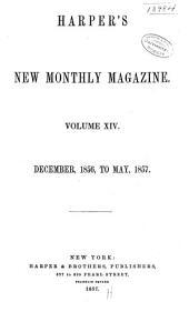 Harper's Magazine: Volume 14