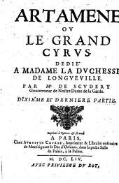 Artamène ou le Grand Cyrus: Volume10
