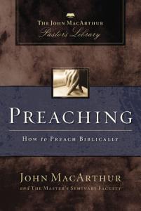 Preaching Book