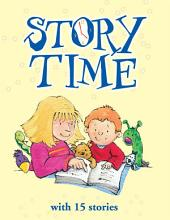 Story Time 3-5 Minutes