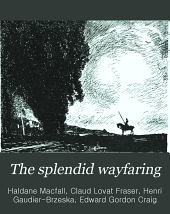 The splendid wayfaring
