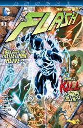The Flash (2011- ) Annual #3