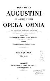 Opera omnia: post lovaniensium theologorum recensionem ...
